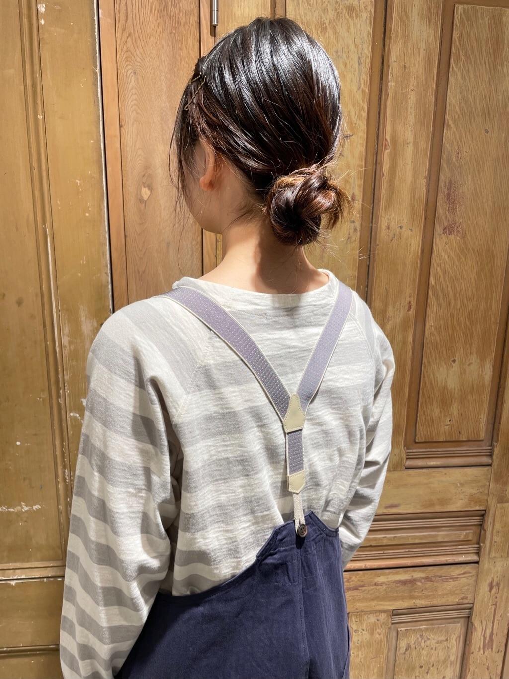 Malle chambre de charme ルミネ新宿 身長:163cm 2021.03.25