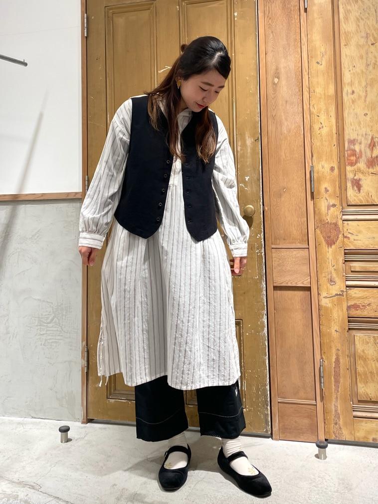 Malle chambre de charme ルミネ新宿 身長:163cm 2021.02.12