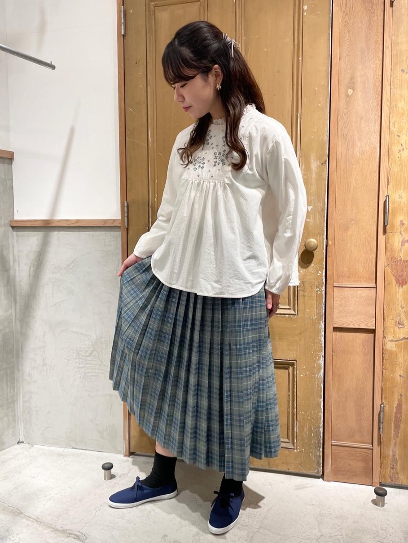Malle chambre de charme ルミネ新宿 身長:163cm 2021.01.29