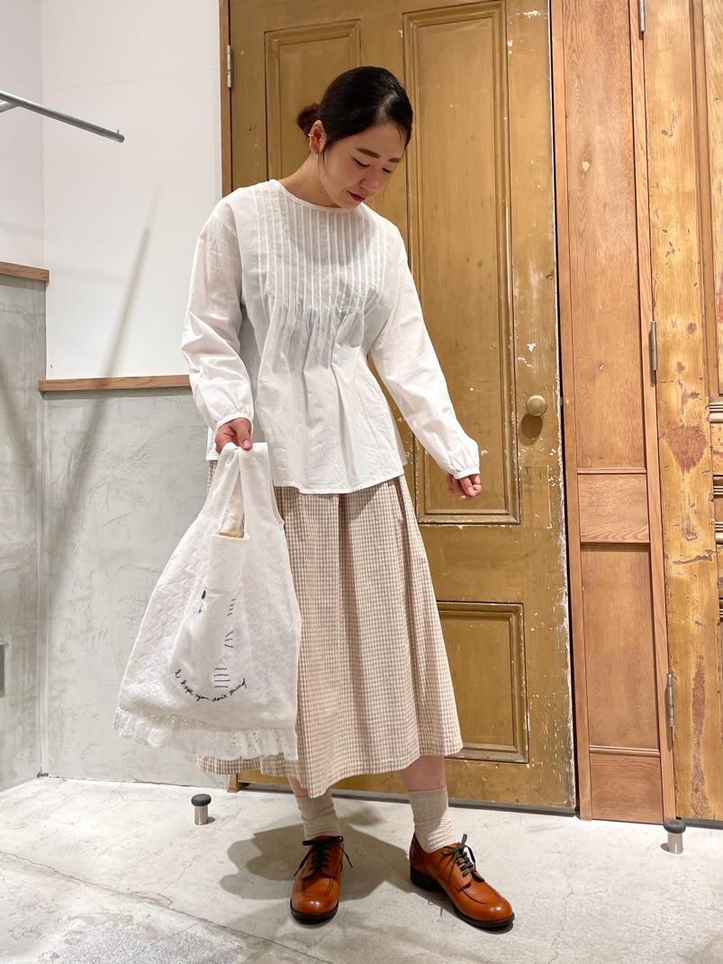 Malle chambre de charme ルミネ新宿 身長:163cm 2021.03.15