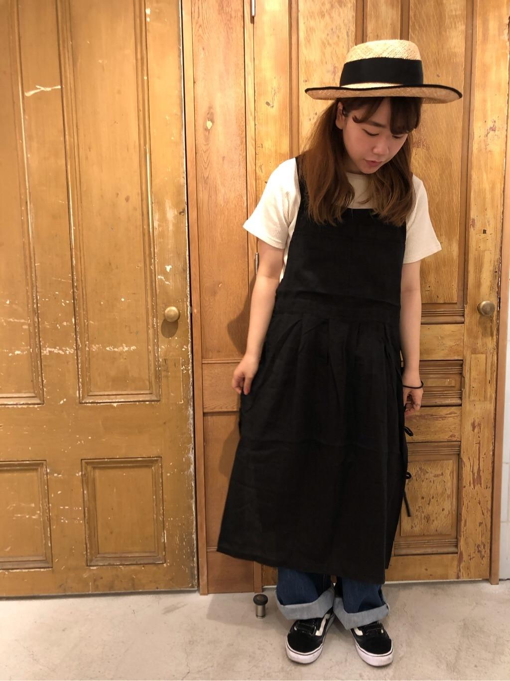 AMB SHOP PAR ICI FLAT AMB 名古屋栄路面 身長:163cm 2020.06.09