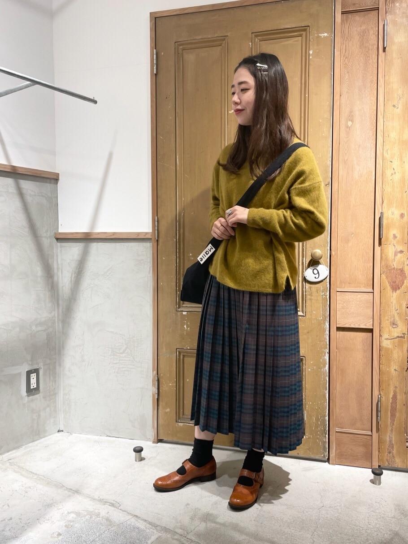 Malle chambre de charme ルミネ新宿 身長:163cm 2020.12.04