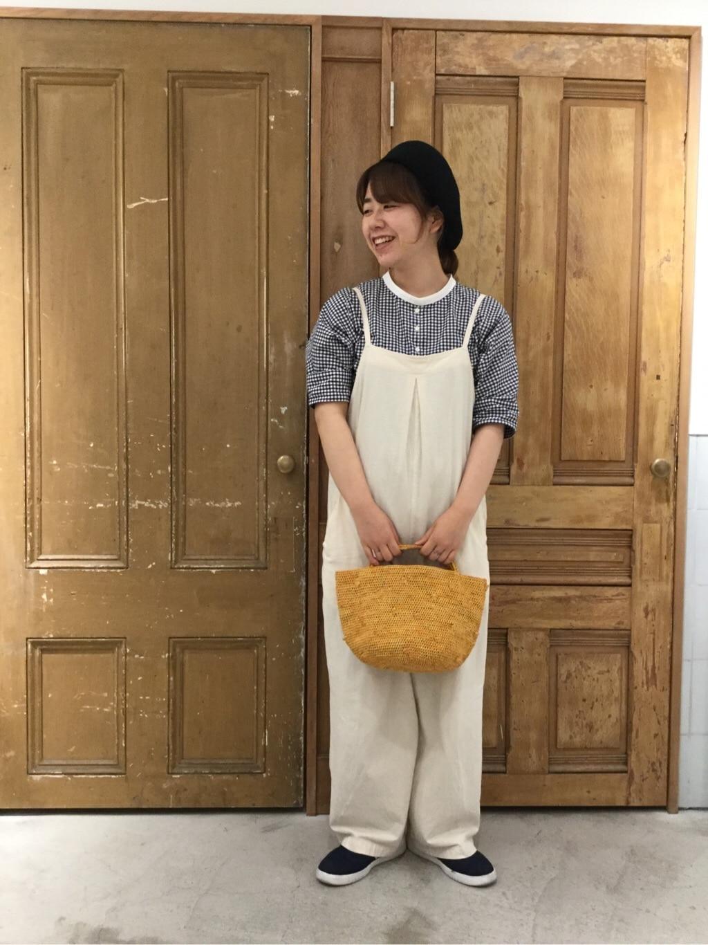 AMB SHOP PAR ICI FLAT AMB 名古屋栄路面 身長:163cm 2020.06.11