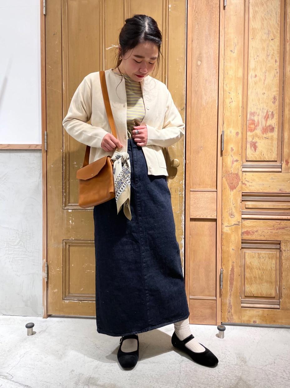 Malle chambre de charme ルミネ新宿 身長:163cm 2021.02.03