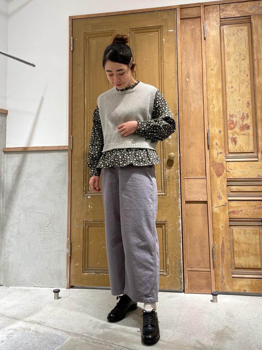 Malle chambre de charme ルミネ新宿 身長:163cm 2021.03.22