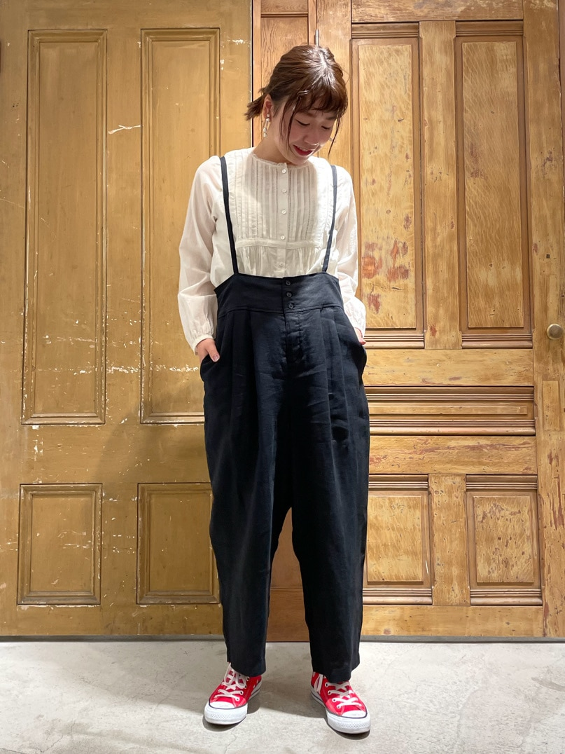 Malle chambre de charme ルミネ新宿 身長:163cm 2021.05.03