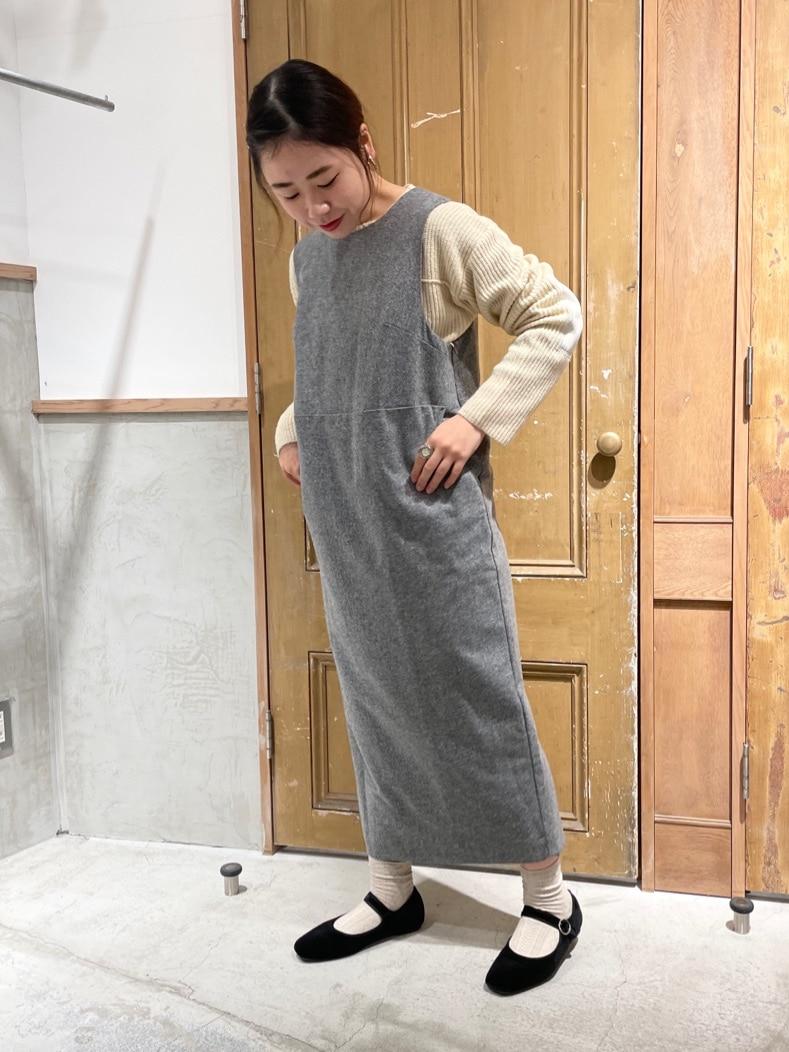 Malle chambre de charme ルミネ新宿 身長:163cm 2020.12.28