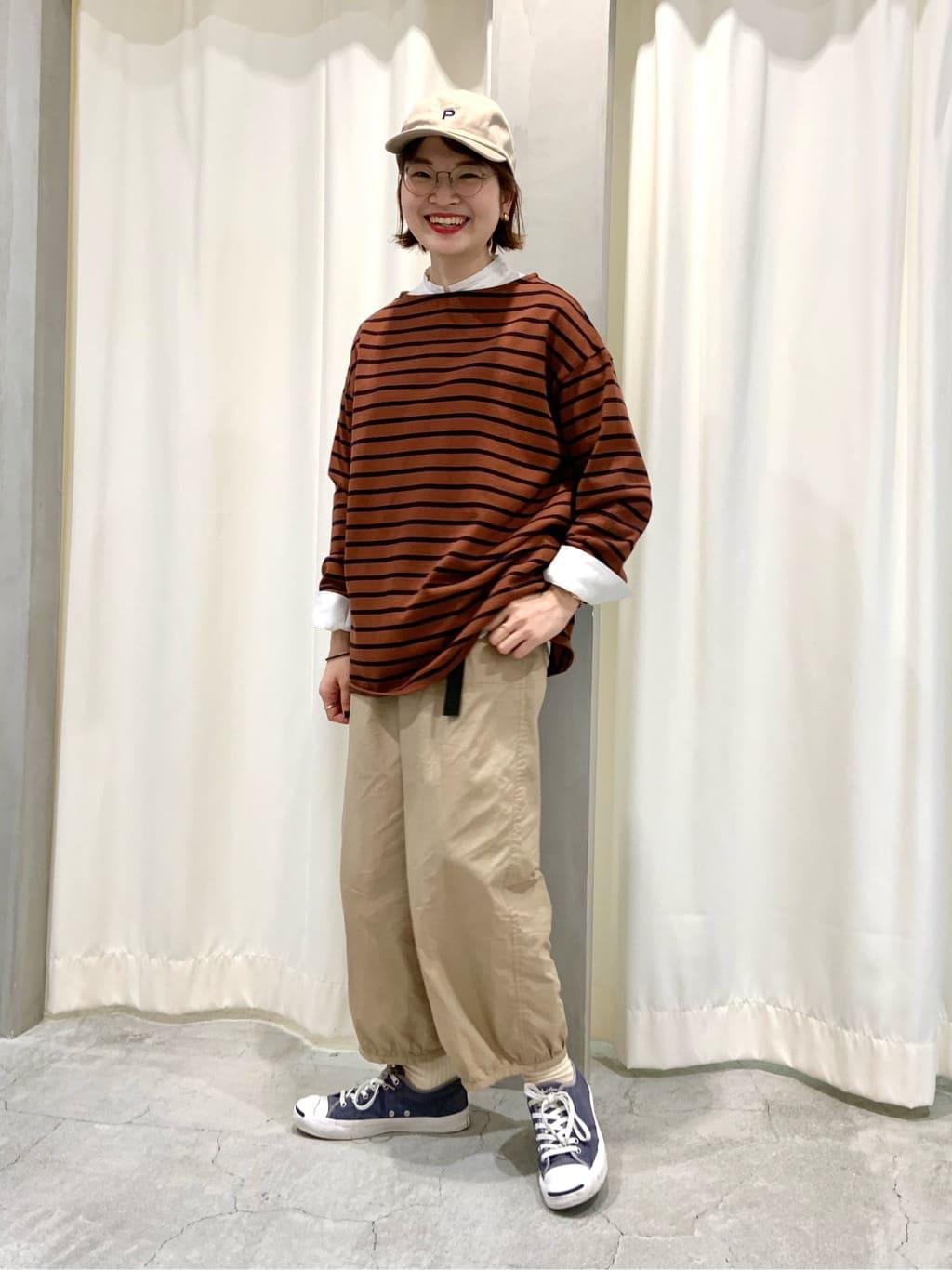 - CHILD WOMAN CHILD WOMAN , PAR ICI ルミネ池袋 身長:160cm 2021.08.25