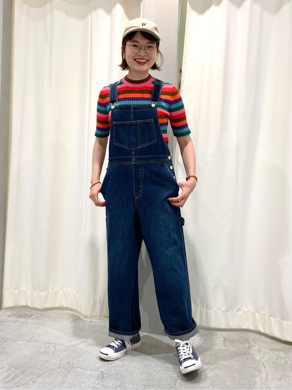 - CHILD WOMAN CHILD WOMAN , PAR ICI ルミネ池袋 身長:160cm 2021.08.23