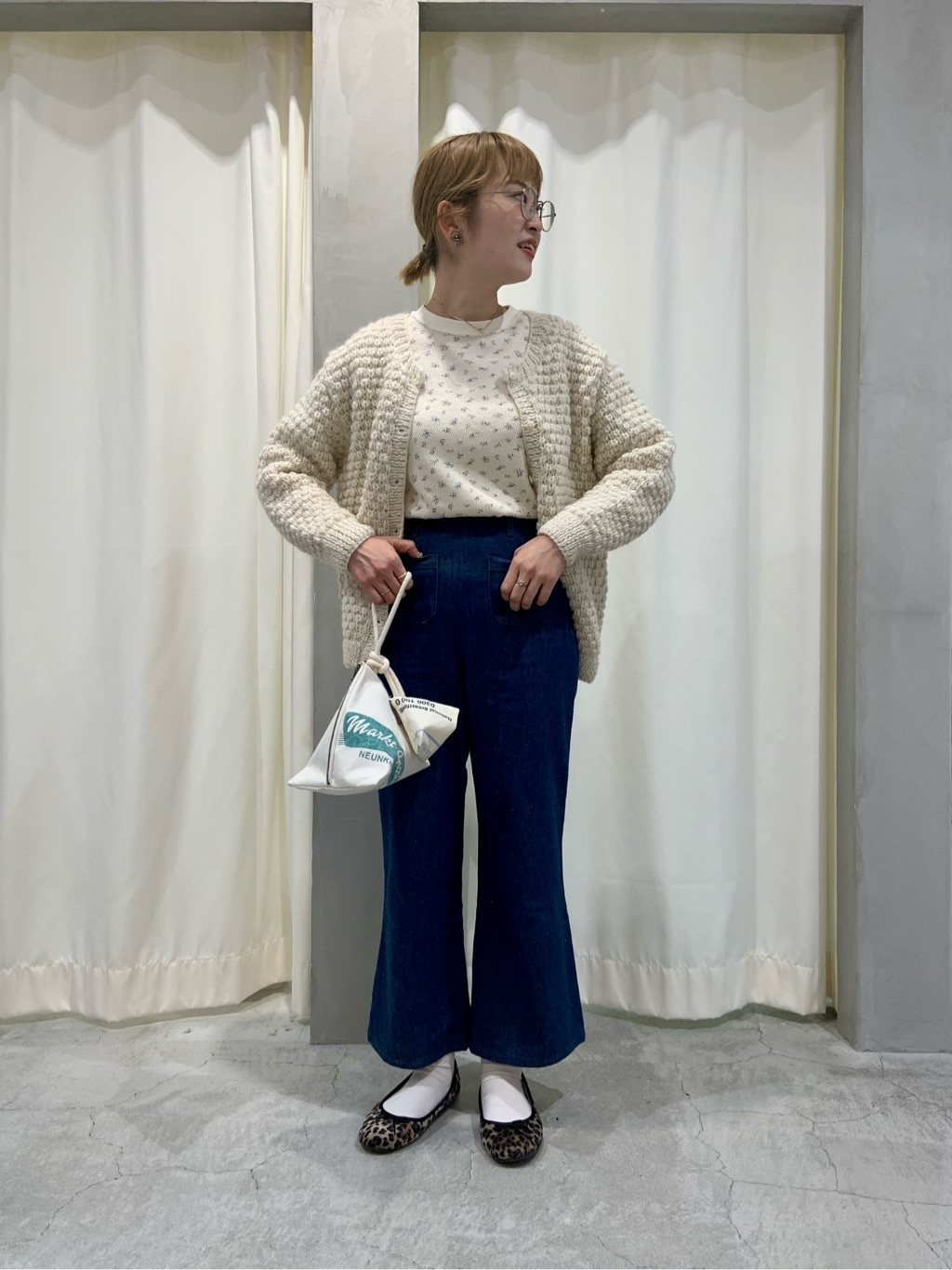 - CHILD WOMAN CHILD WOMAN , PAR ICI ルミネ池袋 身長:160cm 2020.09.25