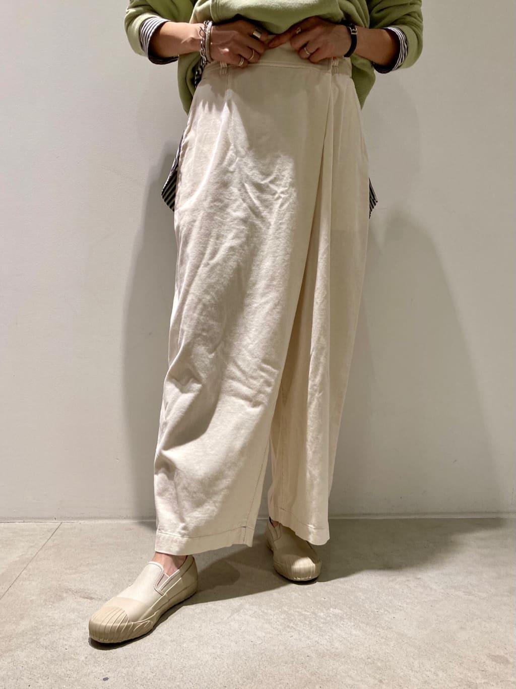 note et silence. マロニエゲート銀座 身長:165cm 2021.09.15