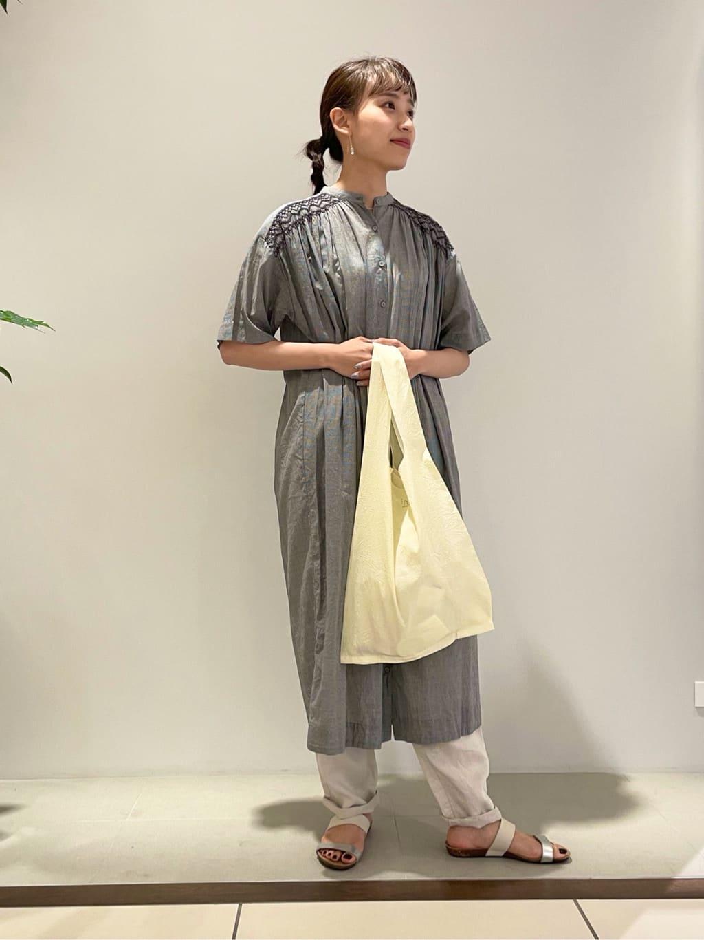 yuni 二子玉川ライズ 身長:164cm 2021.06.18