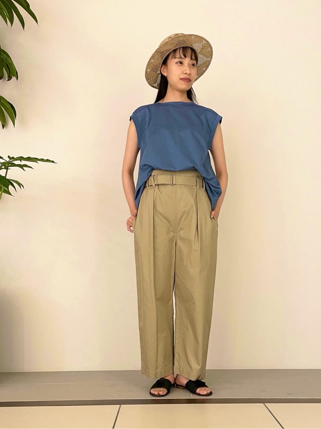 yuni 二子玉川ライズ 身長:164cm 2021.04.30