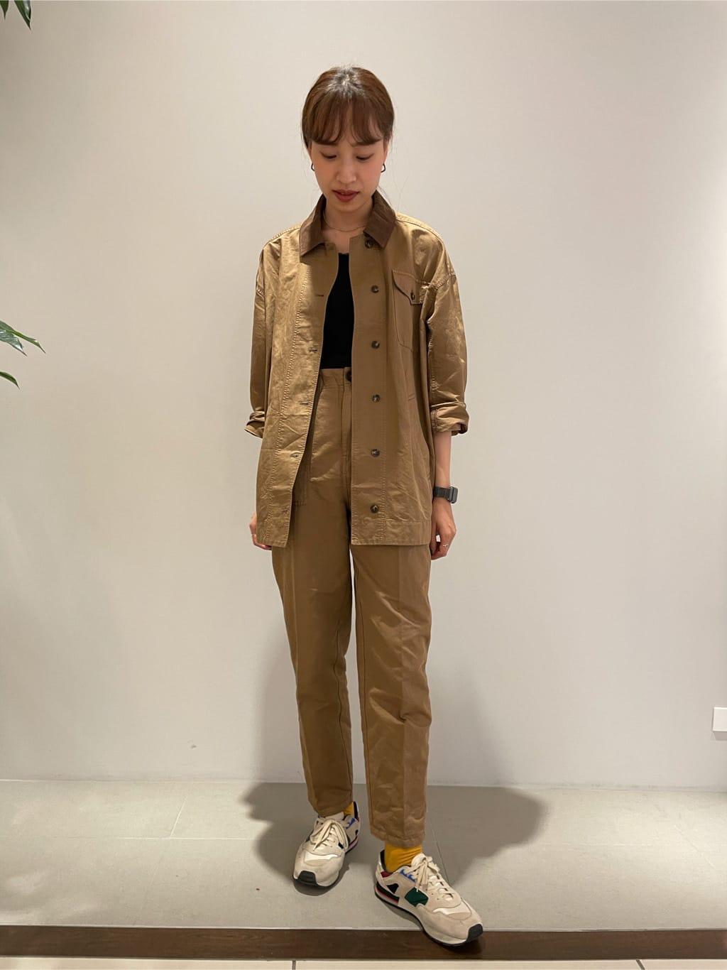yuni 二子玉川ライズ 身長:164cm 2021.09.07