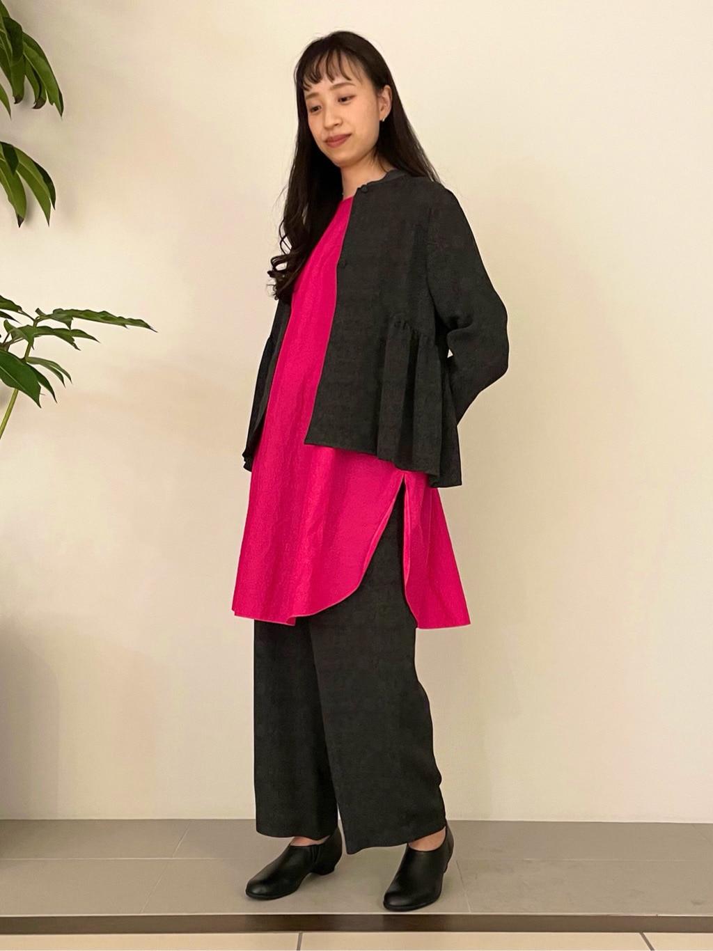 yuni 二子玉川ライズ 身長:164cm 2021.05.01
