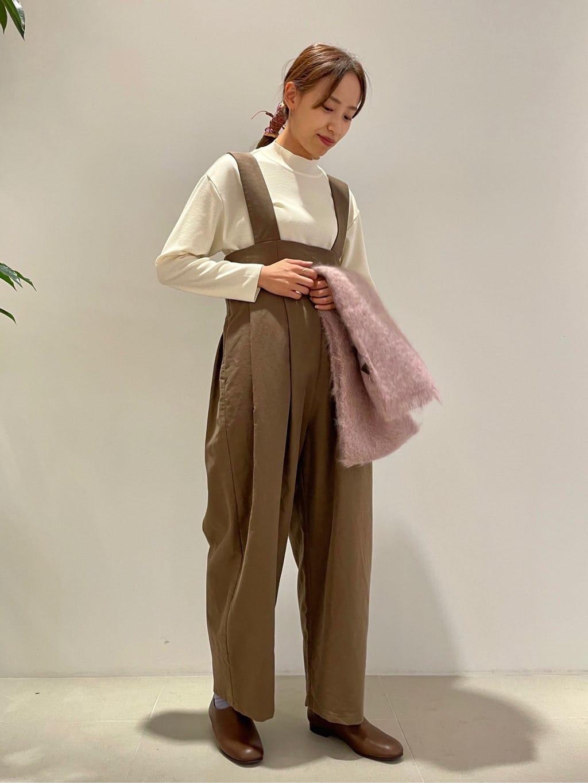 yuni 二子玉川ライズ 身長:164cm 2021.10.14