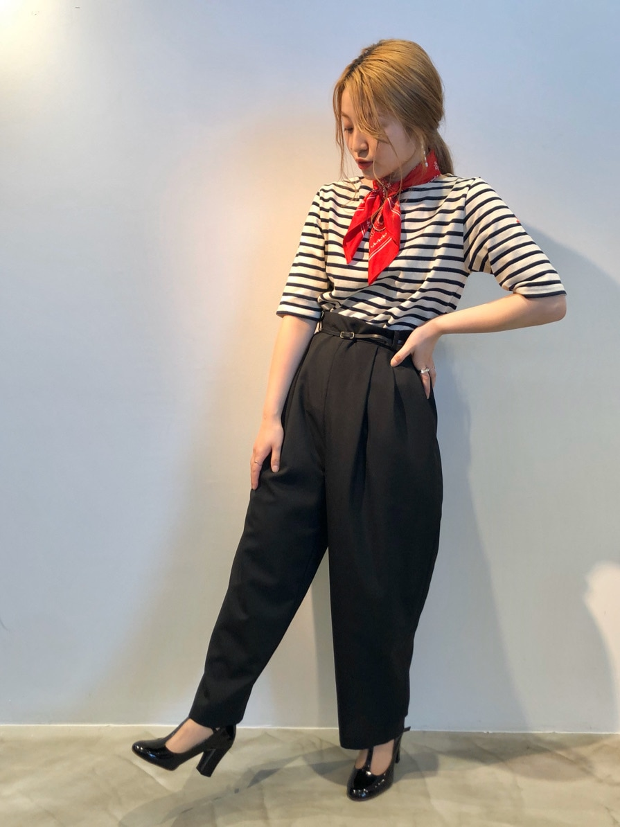 Dot and Stripes CHILD WOMAN ラフォーレ原宿 身長:153cm 2020.07.01
