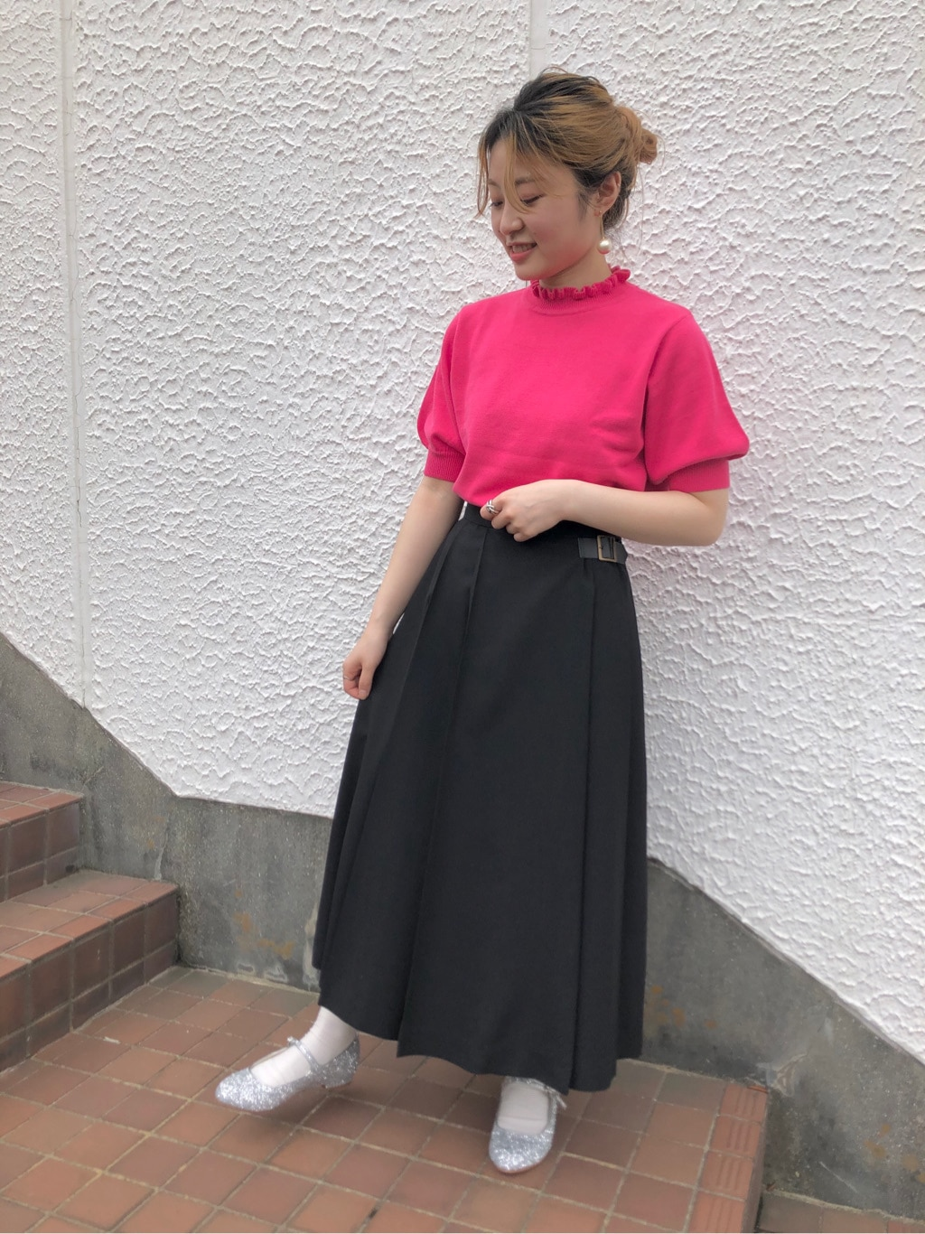 Dot and Stripes CHILD WOMAN ラフォーレ原宿 身長:153cm 2020.06.10