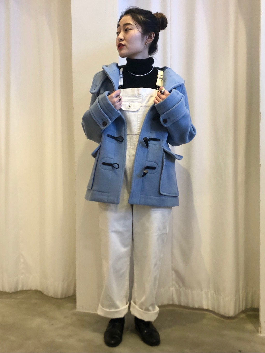 Dot and Stripes CHILD WOMAN ラフォーレ原宿 身長:153cm 2020.12.27