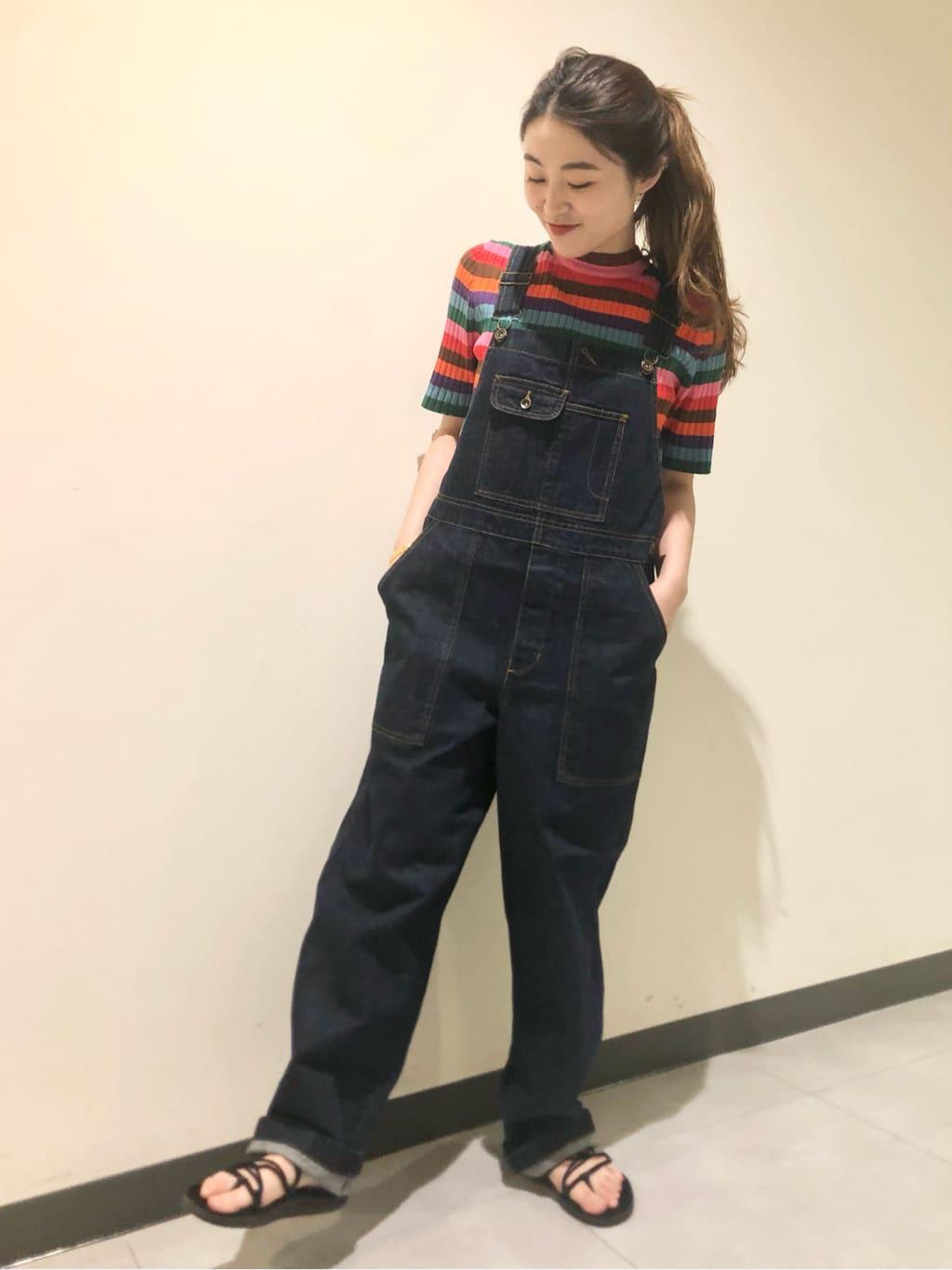 - CHILD WOMAN CHILD WOMAN , PAR ICI ルミネ池袋 身長:153cm 2021.07.16