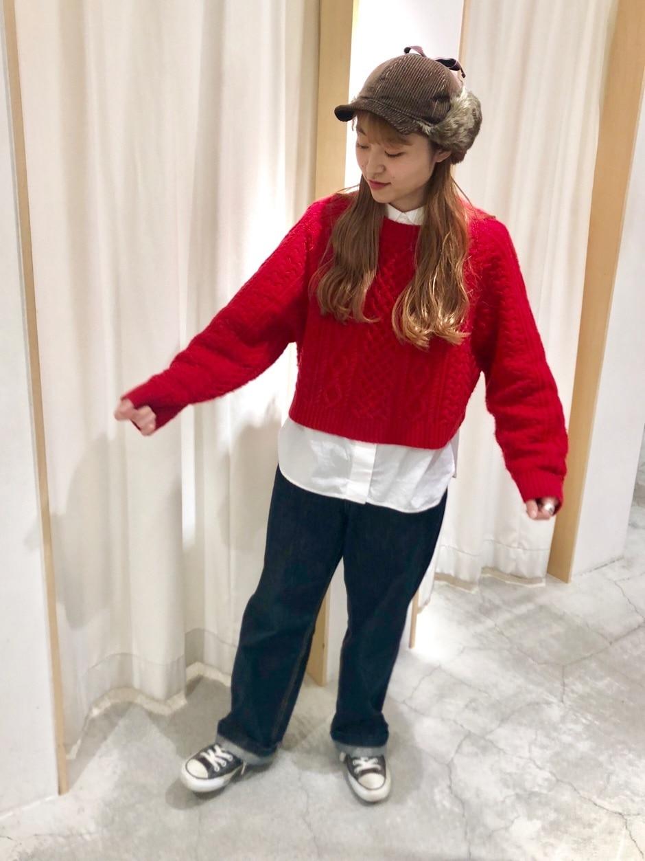 Dot and Stripes CHILD WOMAN ルミネ池袋 身長:153cm 2019.12.10