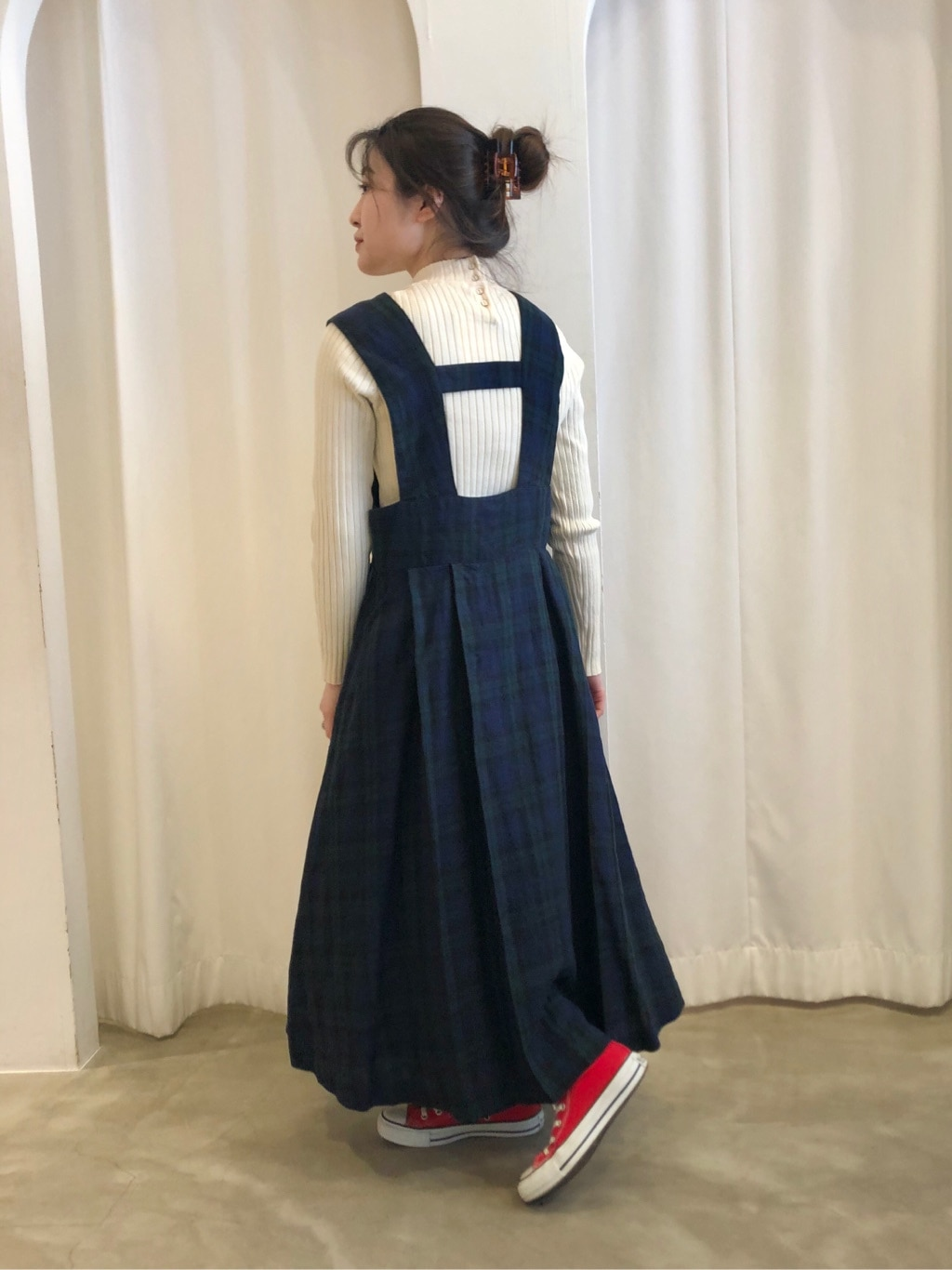 Dot and Stripes CHILD WOMAN ラフォーレ原宿 身長:153cm 2021.03.15