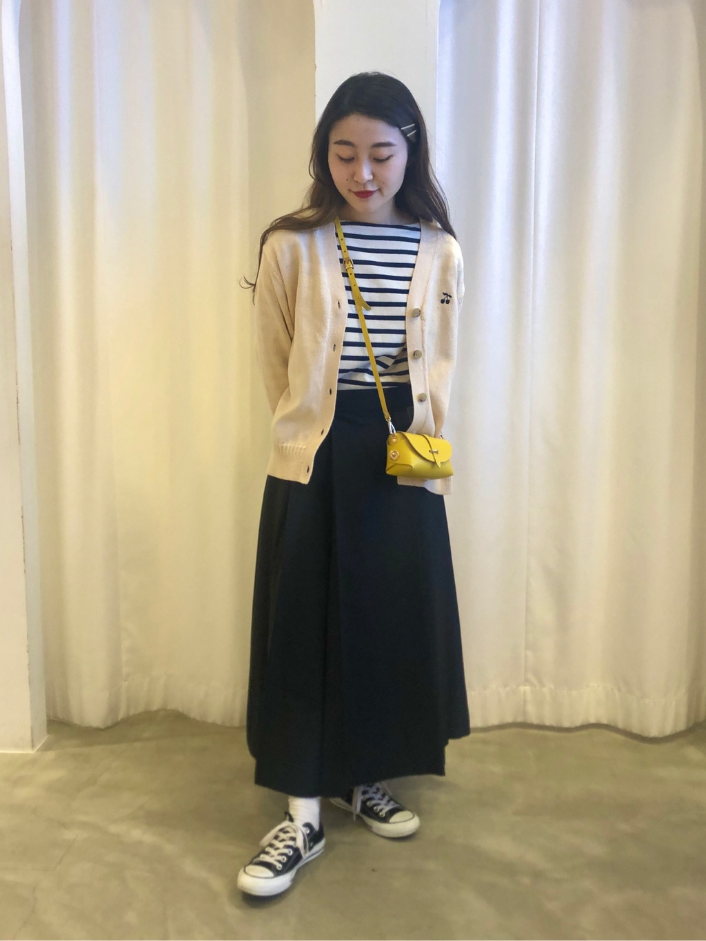 Dot and Stripes CHILD WOMAN ラフォーレ原宿 身長:153cm 2021.02.05