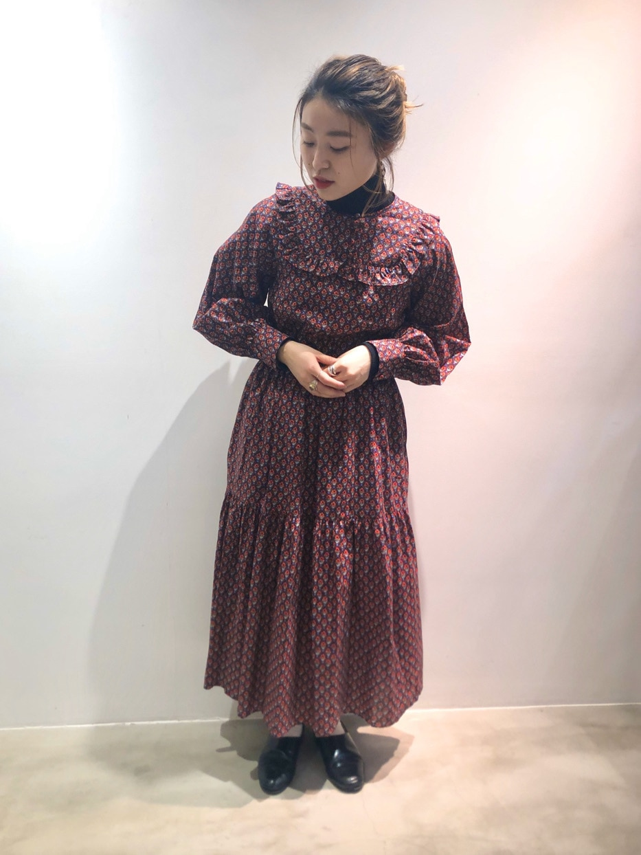 Dot and Stripes CHILD WOMAN ラフォーレ原宿 身長:153cm 2020.10.01