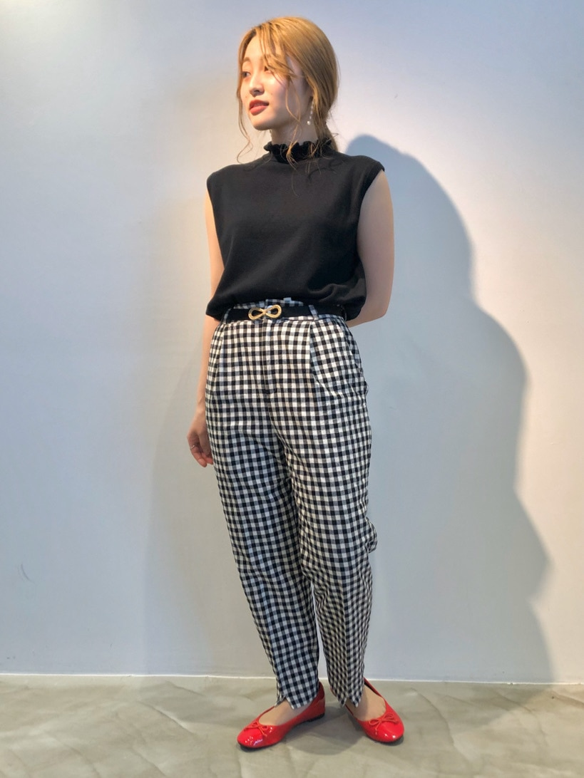 Dot and Stripes CHILD WOMAN ラフォーレ原宿 身長:153cm 2020.07.02