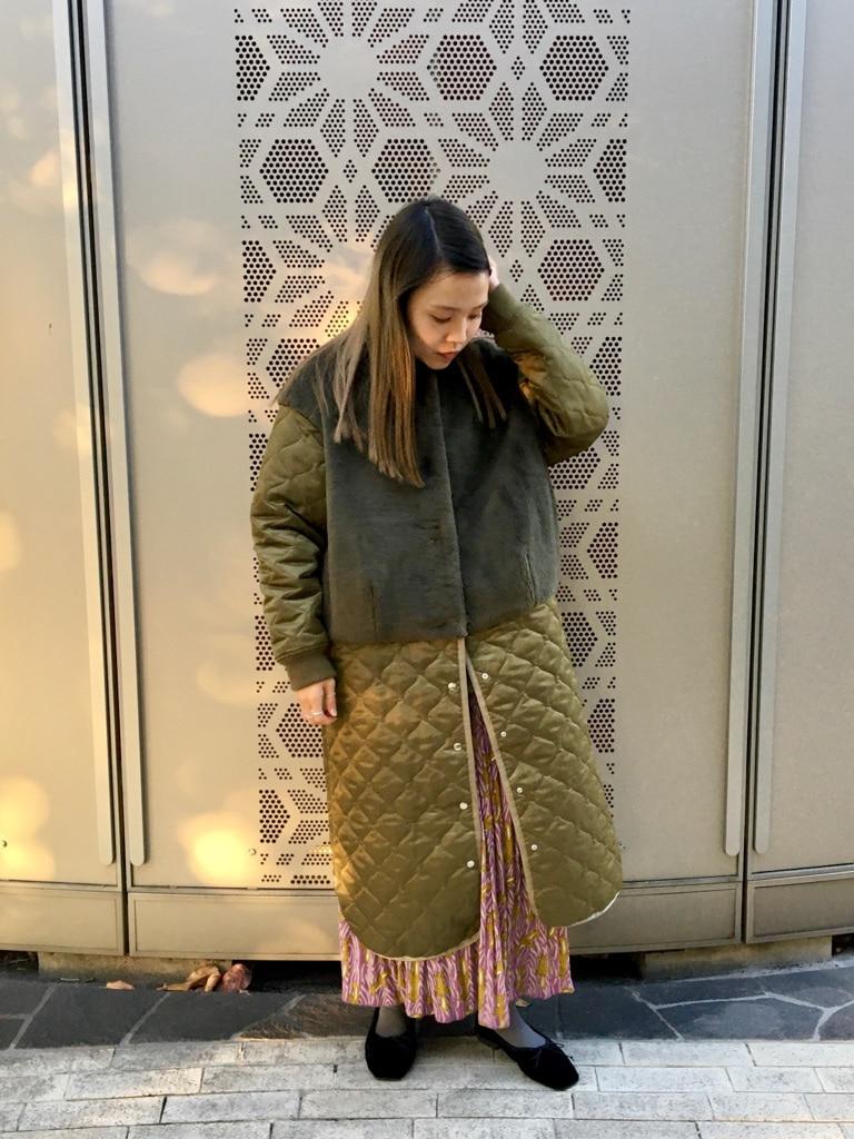 l'atelier du savon グランフロント大阪 身長:155cm 2019.11.16