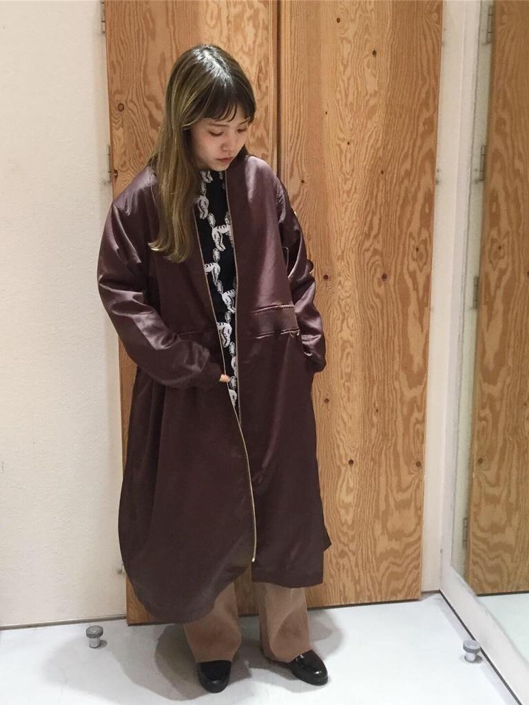 l'atelier du savon グランフロント大阪 身長:155cm 2019.09.25