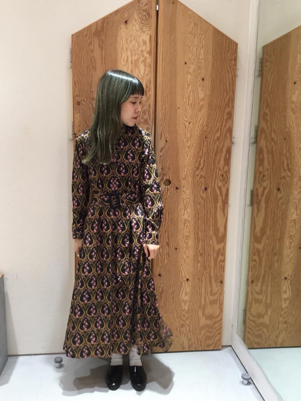l'atelier du savon グランフロント大阪 身長:155cm 2019.08.25