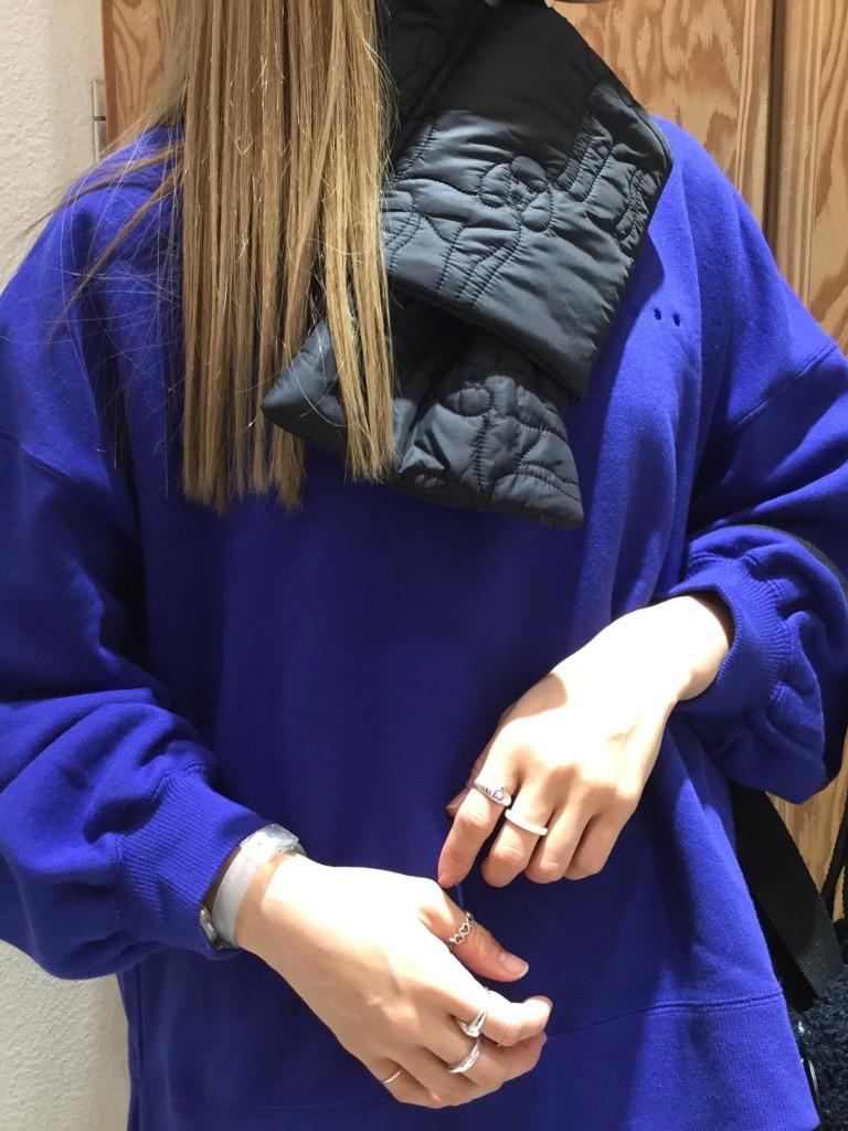 l'atelier du savon グランフロント大阪 身長:155cm 2019.12.05