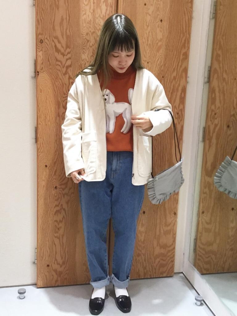 l'atelier du savon グランフロント大阪 身長:155cm 2019.09.11