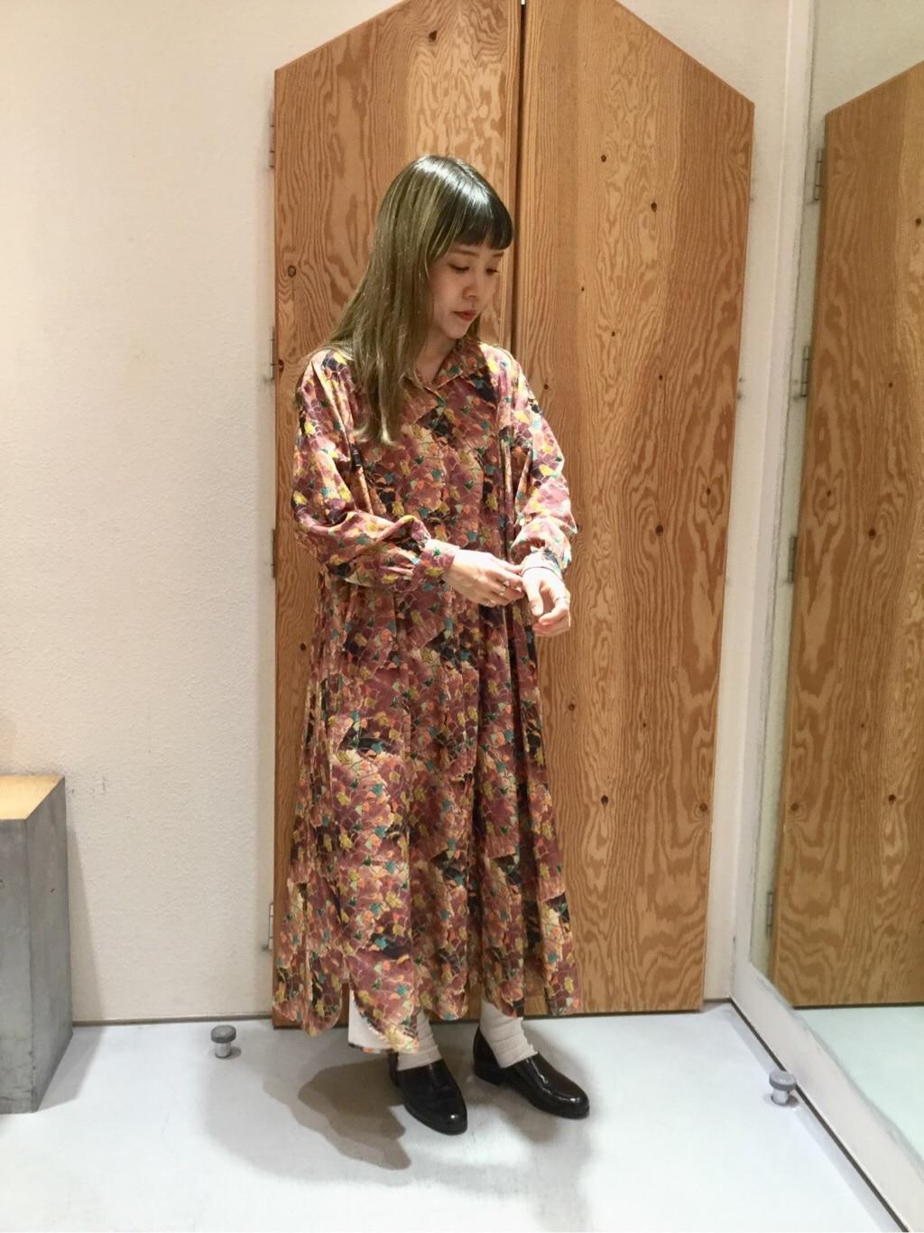 l'atelier du savon グランフロント大阪 身長:155cm 2019.09.12