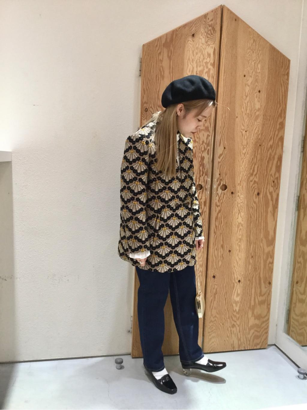 l'atelier du savon グランフロント大阪 身長:155cm 2019.12.09