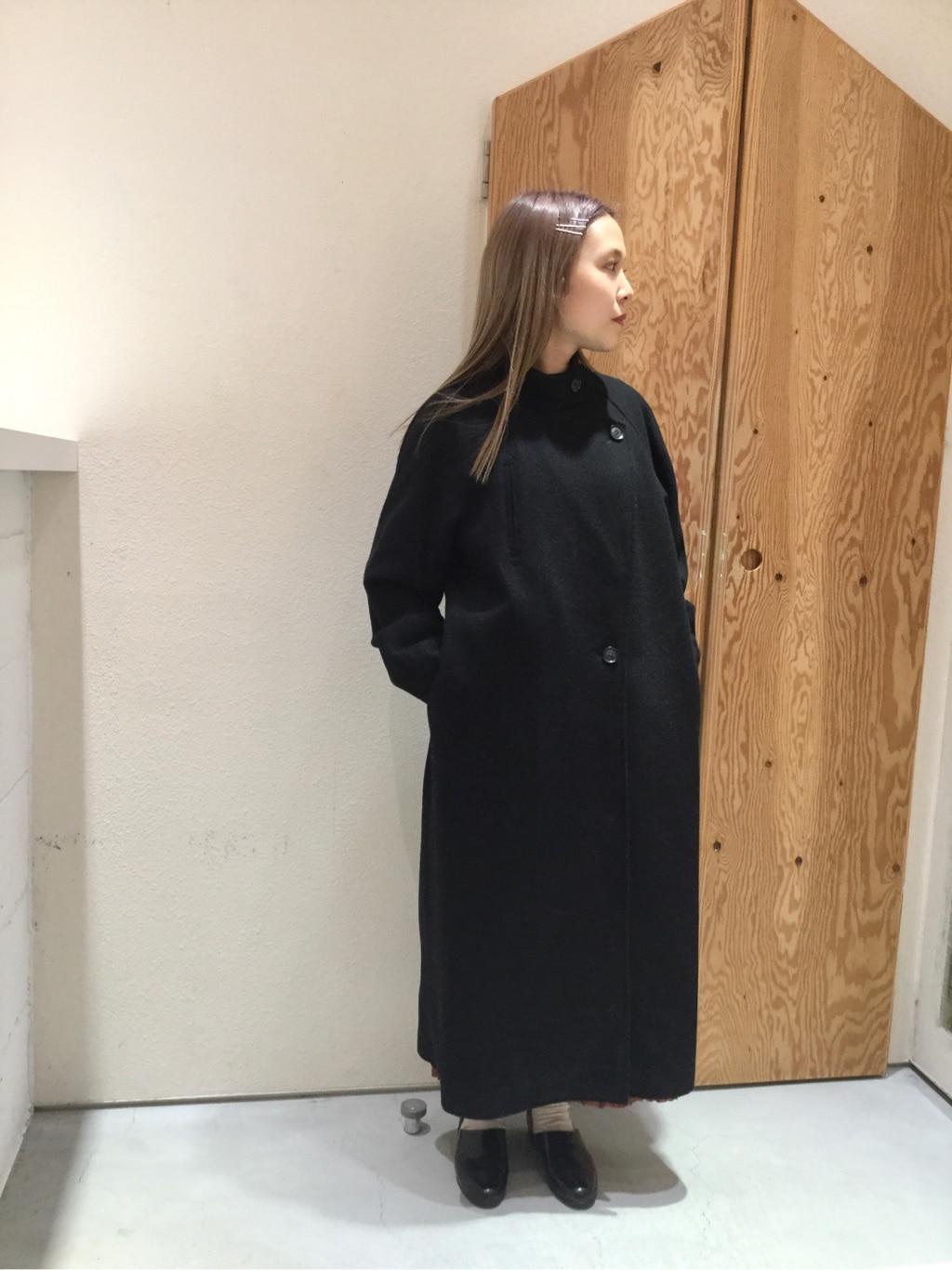l'atelier du savon グランフロント大阪 身長:155cm 2019.11.23
