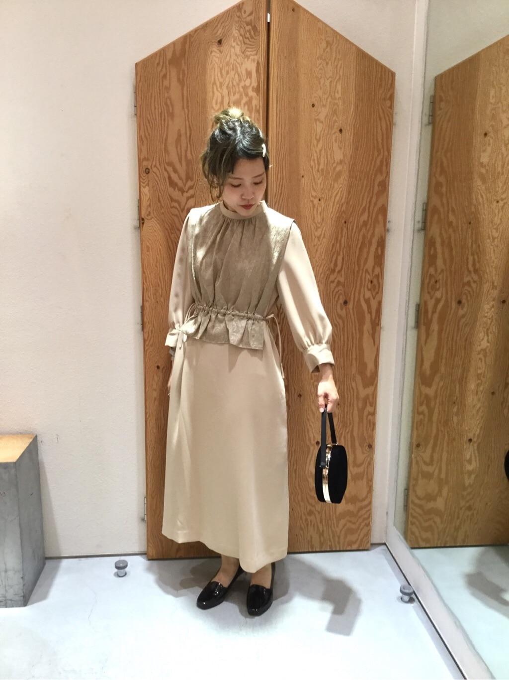 l'atelier du savon グランフロント大阪 身長:155cm 2019.09.13