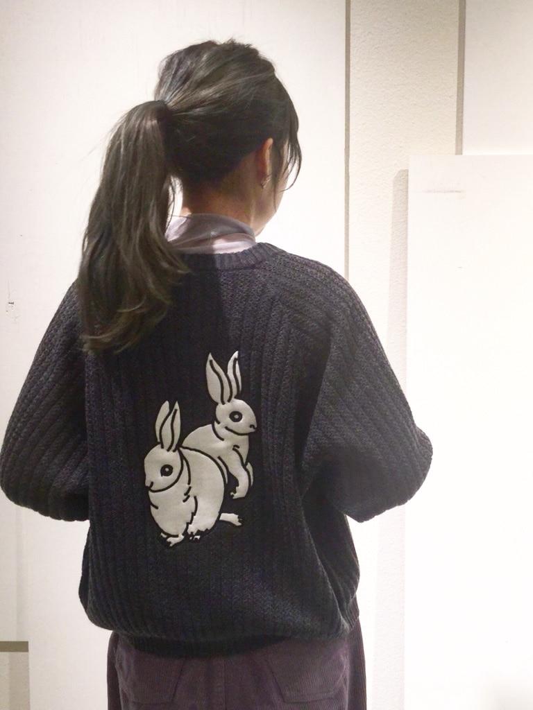 l'atelier du savon グランフロント大阪 身長:155cm 2019.10.17