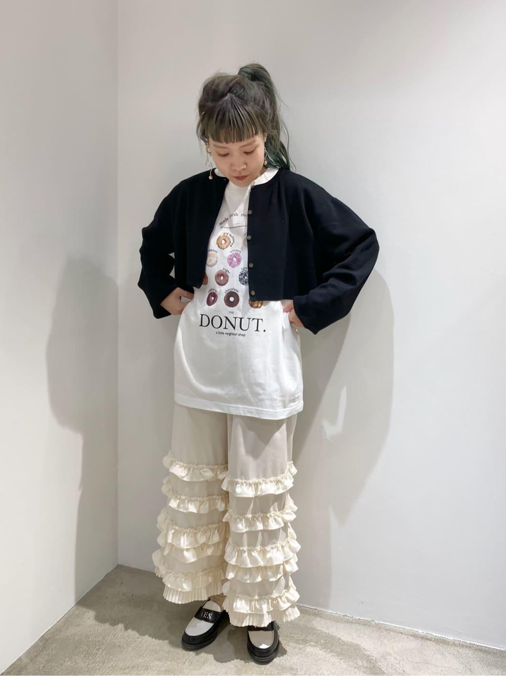 l'atelier du savon ルクア大阪 身長:155cm 2021.09.27