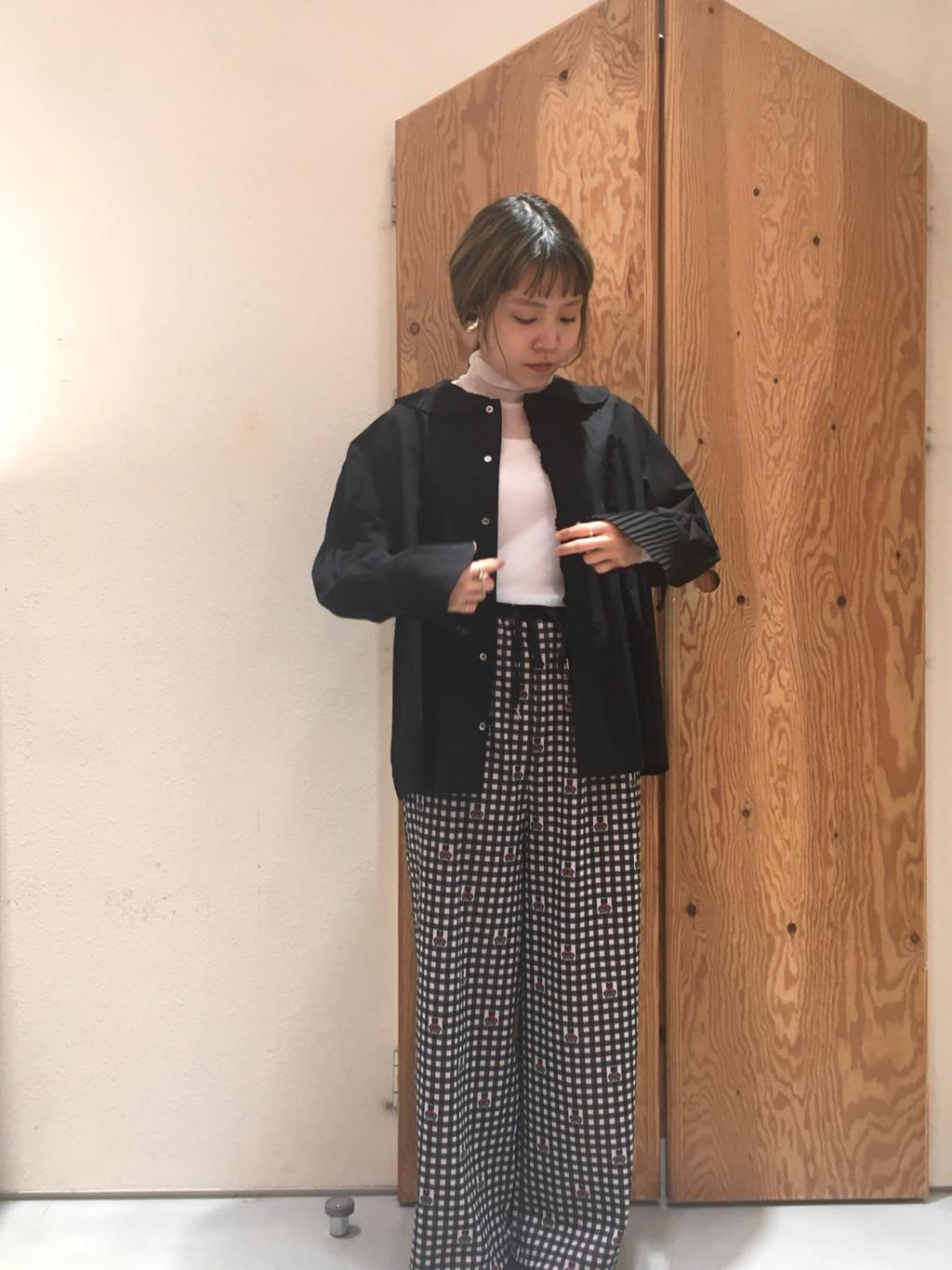 l'atelier du savon グランフロント大阪 身長:155cm 2021.01.26
