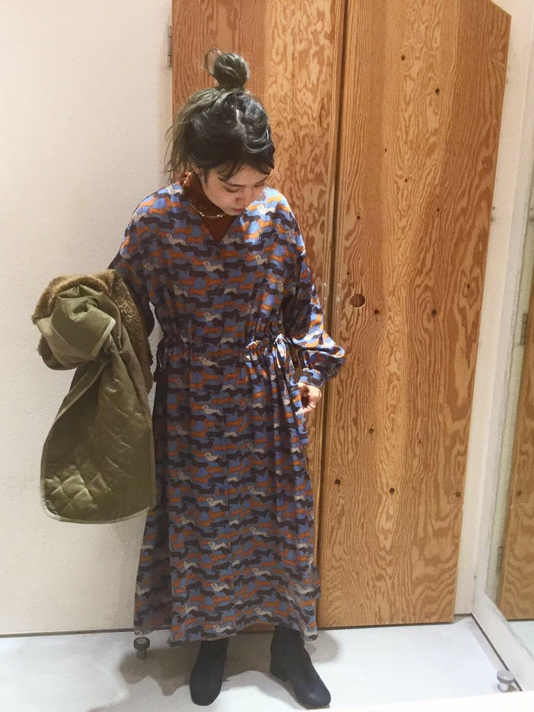 l'atelier du savon グランフロント大阪 身長:155cm 2019.10.15