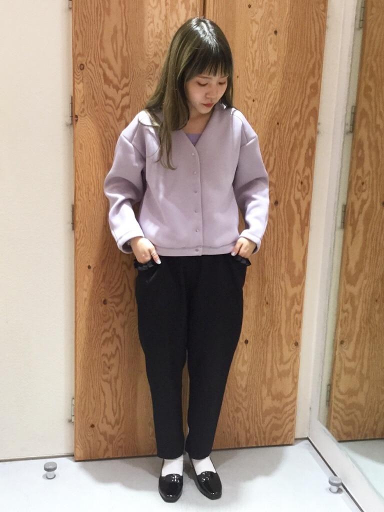 l'atelier du savon グランフロント大阪 身長:155cm 2019.09.21