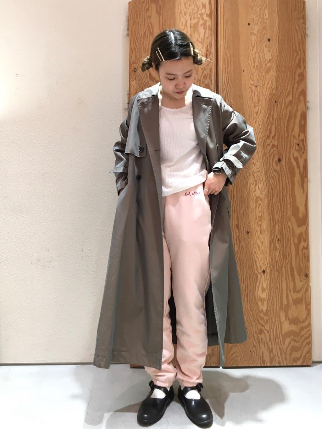 l'atelier du savon グランフロント大阪 身長:155cm 2021.02.10