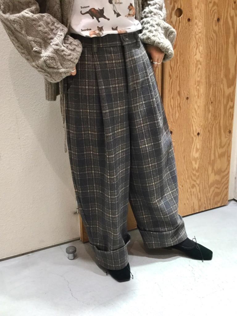 l'atelier du savon グランフロント大阪 身長:155cm 2019.12.06