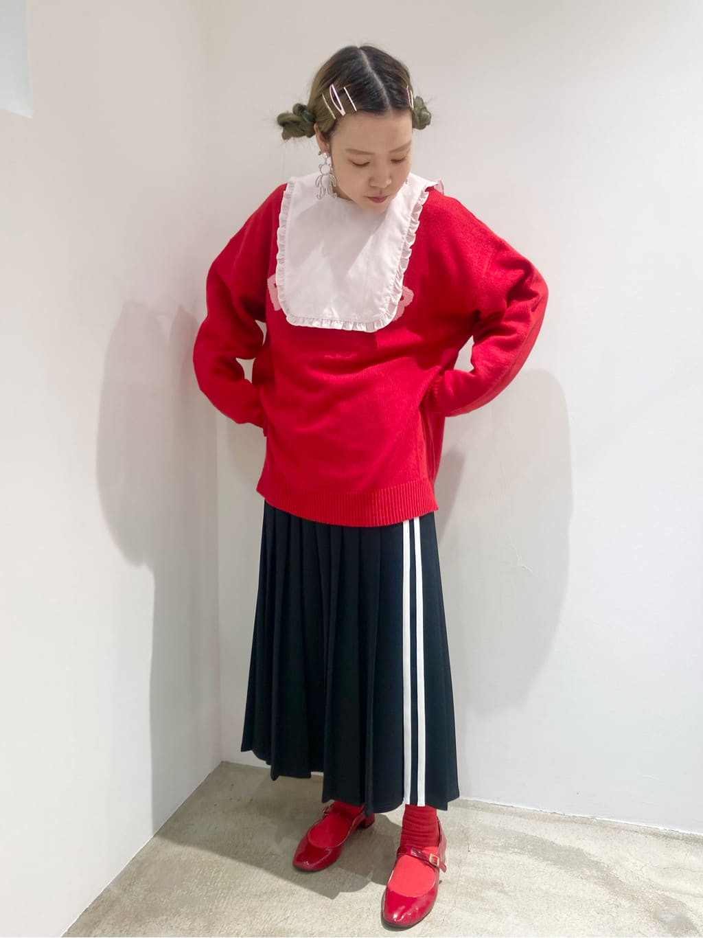 l'atelier du savon ルクア大阪 身長:155cm 2021.10.12