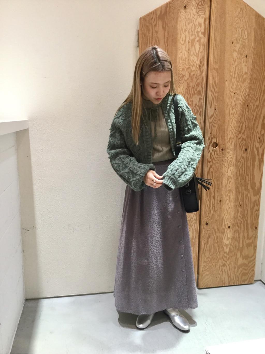l'atelier du savon グランフロント大阪 身長:155cm 2019.11.28