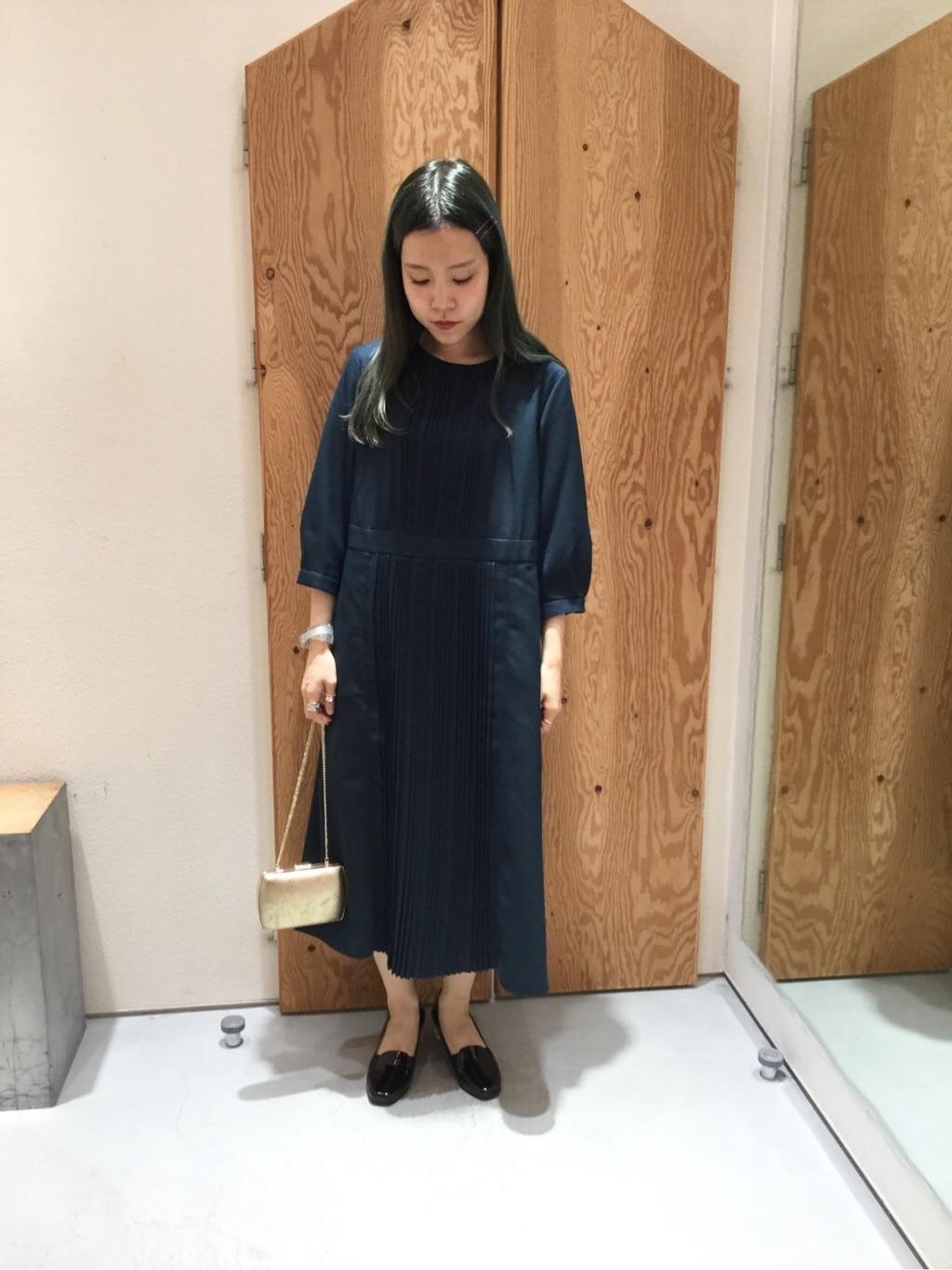l'atelier du savon グランフロント大阪 身長:155cm 2019.08.22