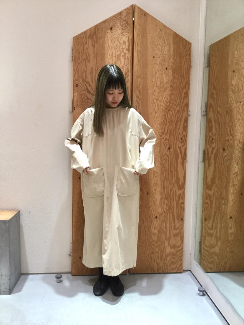 l'atelier du savon グランフロント大阪 身長:155cm 2019.09.05
