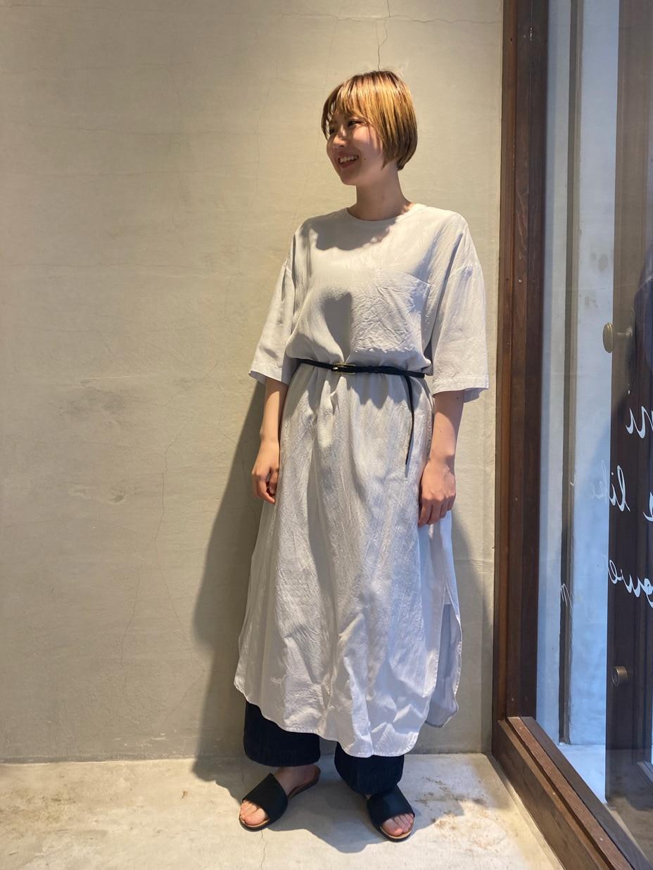 yuni 神戸路面 身長:155cm 2021.05.27